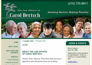 Carol Bertsch Law Offices; 600x420; 141 kb