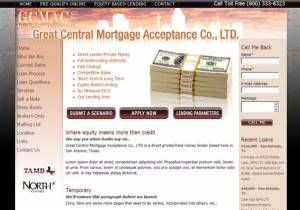 Great Central Mortgage Acceptance Co.; 600x420; 146 kb