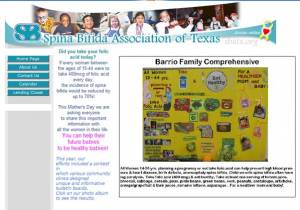 Spina Bifida Association of Texas; 600x420; 159 kb