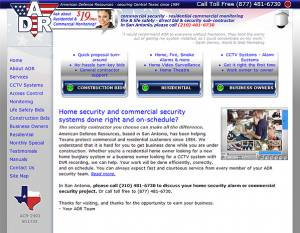 American Defense Resources (ADR) Security; 600x467; 272 kb